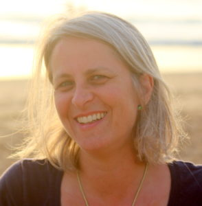 Porträt von Monika Schweisfurth