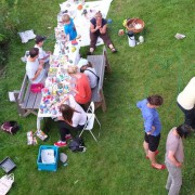 Sommerpicknick