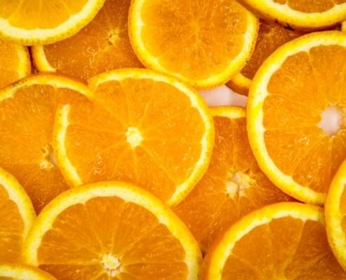 Orangenschalen TCM
